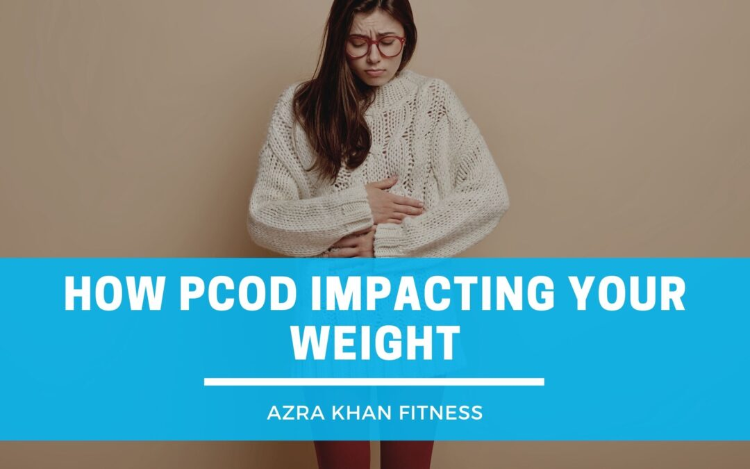 pcod impact on weight